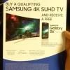 [Actualización: Es Live] Samsung anunciará pronto una Promoción Ofrece Un Gratis Galaxy S6 con la compra de 4K SUHD TV